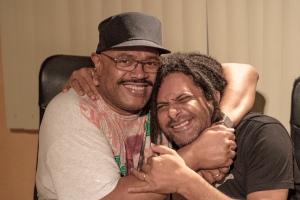 Dennis Chambers e Tito Oliveira