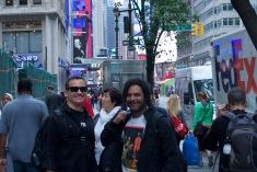 TURNÊ USA / TITO OLIVEIRA E ADRIANO SANTOS / NOVA YORK